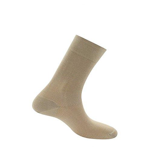 Kindy Herren 41340 Socken, Beige, (Herstellergröße: 43/46)
