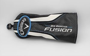 The Callaway Golf Company New Callaway Ladies Big Bertha Fusion Fairway Wood Golf Headcover