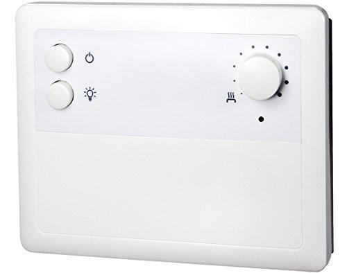 Harvia Saunasteuerung CF 9 für die Trockensauna / CF 9 C für die Combi-Sauna (CF 9 für die Trockensauna)