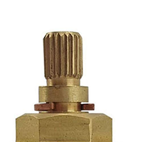 Swiftswan Grifo de la válvula de mezcla del grifo del agua caliente y fría Accesorios del grifo de la ducha de apertura rápida Filtro del grifo de cerámica para baño