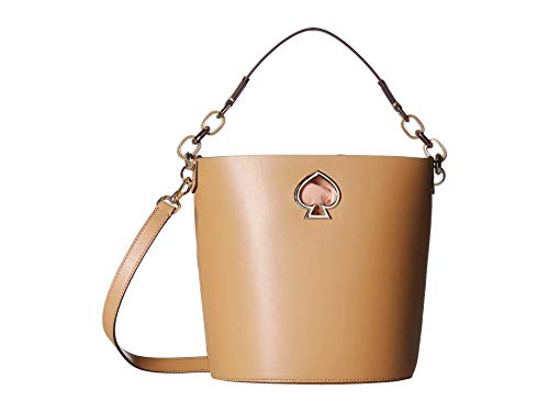 Kate Spade New York Suzy Small Bucket Rich Pecan One Size