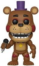 Funko Pop Games: Five Nights at Freddy's Pizza Simulator - Rockstar Freddy Collectible Figure, Multicolor