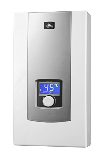 Elektronischer Durchlauferhitzer PPE2 9/12/15 18/21/24 27 kW, Kospel, umschaltbar, LCD Display (PPE2-18/21/24 kW)