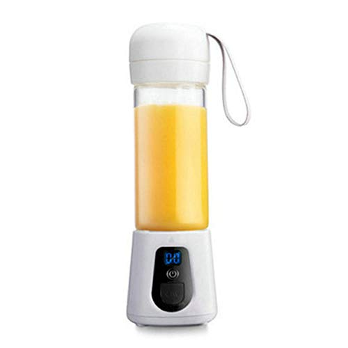 Juicer voor fruit kan worden gebruikt als een Power Bank sapcentrifuge draagbare multifunctionele elektrische digitale display mini fruit sapcentrifuge