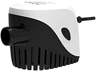 Seaflo Automatic 750GPH Submersible Bilge Water Pump 4 Year Warranty Boat 750 Auto with Magnetic Float Switch