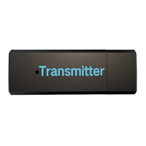 Transmetteur audio Bluetooth sans fil Bluetooth Audio USB Transmetteur sans fil Adaptateur TV Ordinateur MP3 Transmetteur