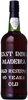 East India Madeira Old Reserve 10 Y.O. Fine Rich NV 1 x 750 ml