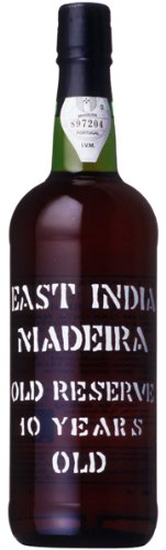 East India Madeira Old Reserve 10 Y.O. Fine Rich NV (1 x 750 ml)