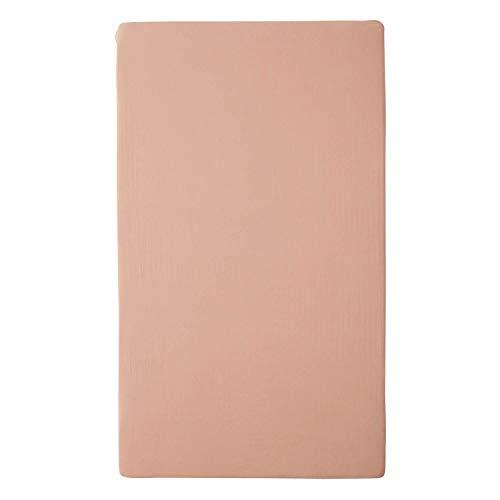 [ベルメゾン] 布団カバー ベビー ガーゼ 敷き布団カバー・シーツ ピンク ベビーサイズ