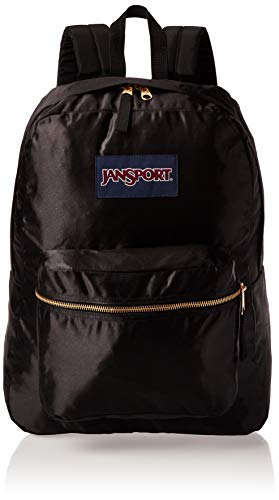 JanSport High Stakes Backpack, Black/Gold