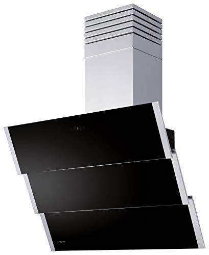 Oranier Kopffrei-Wandhaube Lito Schwarz 75cm
