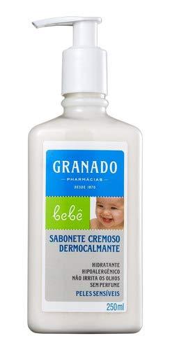 Granado Bebê Dermocalmante Peles Sensíveis - Sabonete Líquido 250ml