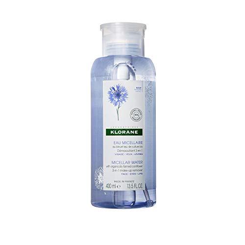 Klorane Klorane Agua Micelar Al Aciano Desmaquillante 400 Ml 400 g