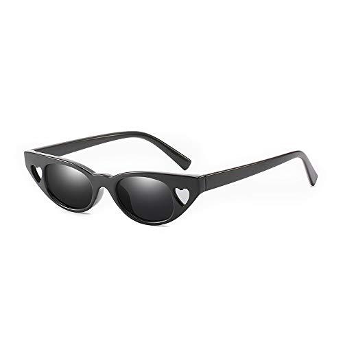 Yangxuelian Gafas de Sol de Mujer Womens Cat Eye Gafas de Sol...