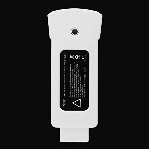 1700Mah 11.1V 3S Lipo Batería para Yuneec Breeze - 1 Pc 11.1V 1700mAh 18.87Wh Batería de polímero de Litio para Yuneec Breeze Drone Potencia de Repuesto Liviana para cámara voladora - Blanco