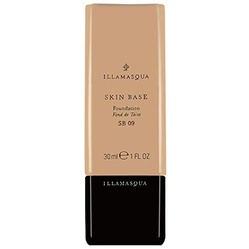 ILLAMASQUA Skin Base Foundation - 09, 60g