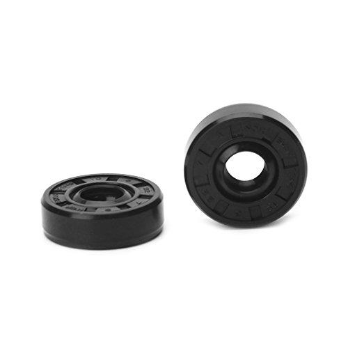 Tragbarer Breadmaker Sorbet Maschine Mixer Reparatur Teile Oil Seal Ring Innendurchmesser 8 Außendurchmesser 22 Dicke 7