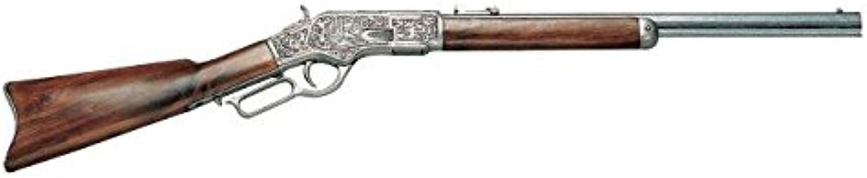 Denix Replica Winchester Grau-metallf graviert mit Holzschaft Gewehr B06XFLDTQ9  Produktqualität  | Outlet Store Online