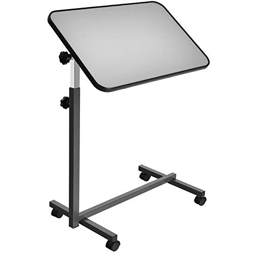 Goplus Overbed Adjustable Table