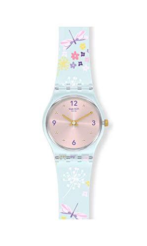 Swatch Reloj para Niñas, Chica LL124