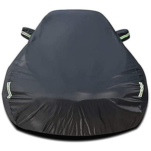 QJWN Car Copriauto Impermeabile, per BMW 3 Series 315/316/318/318i/320/320i/323i E21 1975-1983 Neve Rain Sun UV Protezione Antipolvere Resistente Graffi Esterno Telo, Cover Styling ell'auto Accessori