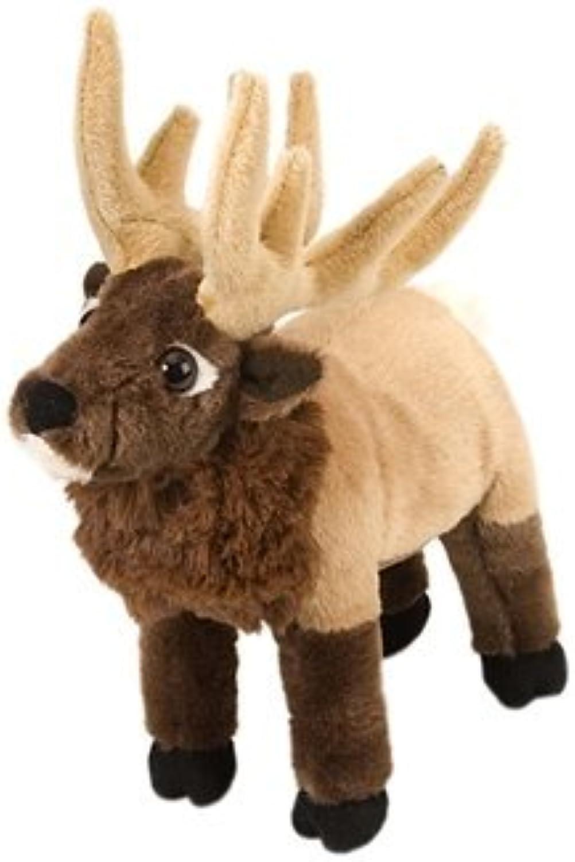 Plush Elk  CkMini Elk 8 inches by Wild Republic