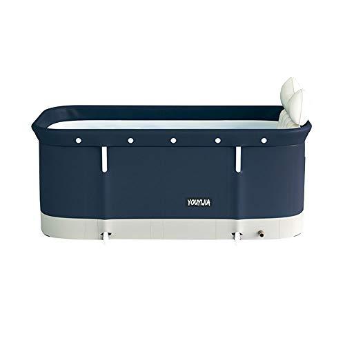Die neue faltbare Badewanne ist rutschfest und leicht, für Erwachsene, faltbares Badewannenfass für Erwachsene, Haushaltsbadewanne, Schweißbadfass