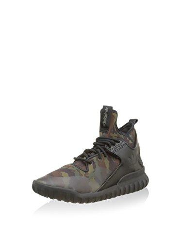 adidas Herren Tubular X Hightop Sneaker, schwarz, 46 2/3 EU