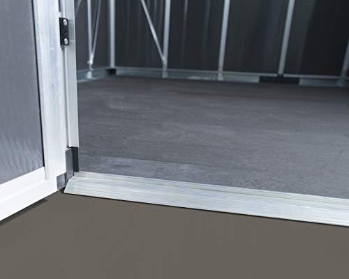 Palram Yukon WPC  Fußboden Kit 11X13.1S Grau