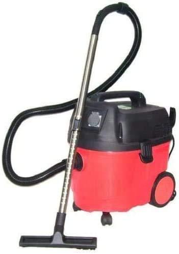 Aspiradora industrial 55551, 1380 W, lijadora de cuello largo y húmedo, aspirador industrial