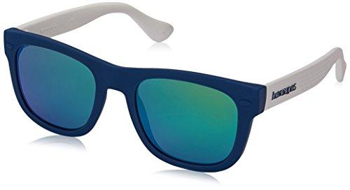Havaianas PARATY/S Z9 QMB 48 Occhiali da Sole, Blu (Bluette White/Grey), Bambino
