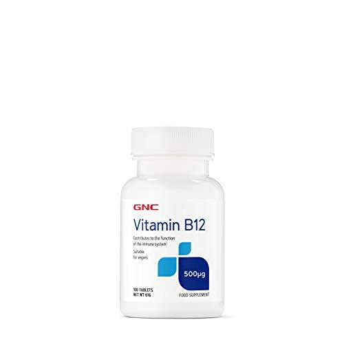 VITAMIN B12 500 MCG