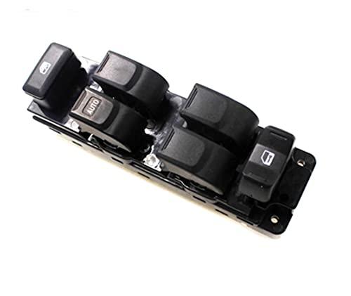 JIAQING 897400382D Master Power Window Switch Fit para Isuzu D-MAX 2003 2004 2005 2006 2007 2009 2010 2010 2011