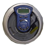 Citizen Portable CD Player (CD Discman) PCD-5010EE