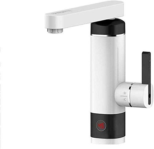 LXYZ Grifo Eléctrico Calefacción Rápida Calentador de Agua Eléctrico Cocina Hogar Cocina Tesoro Caliente Eléctrico