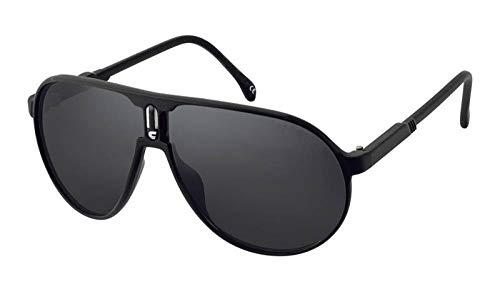 Sunvision - Gafas de Sol Estilo Carrera Champion, Color Negro Mate 138