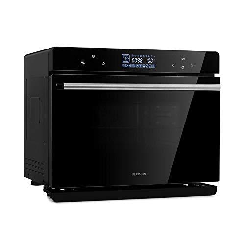 Klarstein MasterFresh Four à vapeur - Cuisinière à vapeur, 24L, 230°C, Réservoir d'eau de 1,4L,...