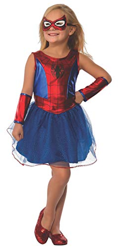 Rubie's Marvel Classic Child's Spider-Girl Costume, Toddler