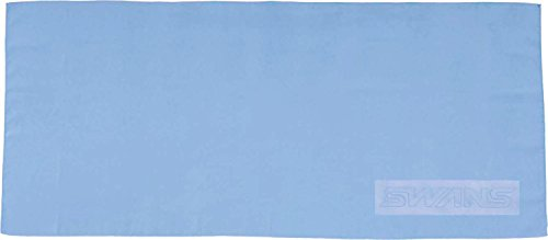 SWANS(スワンズ) 速乾ドライタオル (40×100cm) ブルー SA-126
