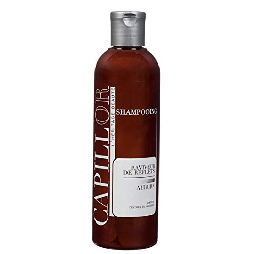 Capillor Shampooing Raviveur Auburn - Pour cheveux...