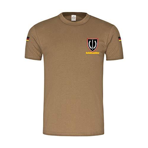Copytec BW Tropen Special Forces Medic Auslandseinsatz ISAF KFOR KSK Fallschirm #32725, Größe:XXL, Farbe:Khaki