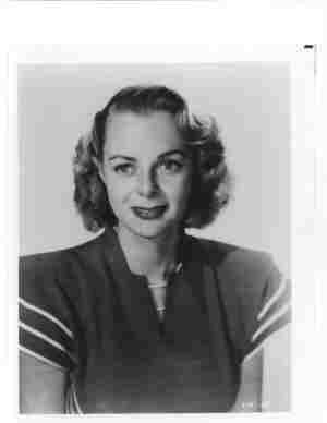 Photo Talented Actress June Lockhart