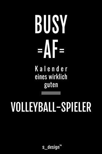Kalender 2020 für Volleyball-Spieler: Wochenplaner / Tagebuch / Journal für das ganze Jahr: Platz für Notizen, Planung / Planungen / Planer, Erinnerungen und Sprüche