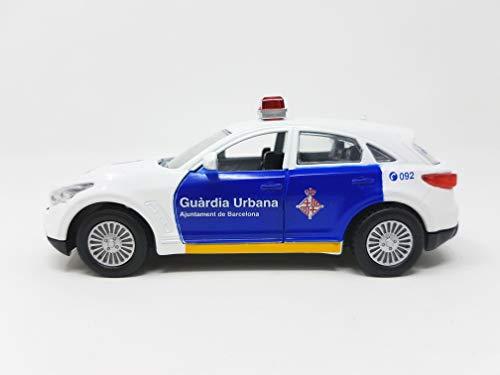 PLAYJOCS Coche Guardia Urbana GT-0146