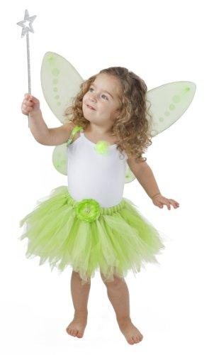 Heart To Heart Tinkerbell Costume per bambino Da Campanellino vestiti da festa di compleanno (3-5 anni)