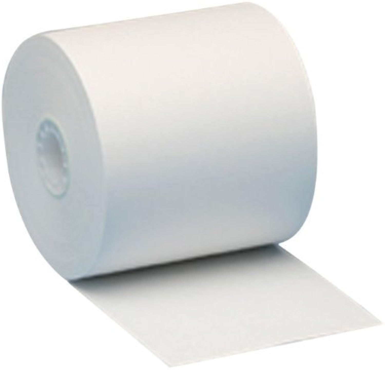 Nashua Bond Cash Register Paper, 3.0 x 3.0 inches x 165 feet, Box of 50 Rolls (7055) by Nashua RX Technologies B0141N4NEK  | Passend In Der Farbe