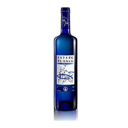Vino Blanco Estero Semidulce de 75 cl - D.O. Tierra de Cadiz - Bodegas Williams & Humbert (Pack de 6 botellas)