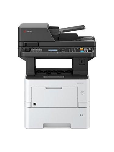 KYOCERA ECOSYS M3145dn Laser 45 ppm 1200 x 1200 dpi A4 - Impresora multifunción (Laser, Impresión en Blanco y Negro, 1200 x 1200 dpi, 100 Hojas, A4, Negro, Blanco)