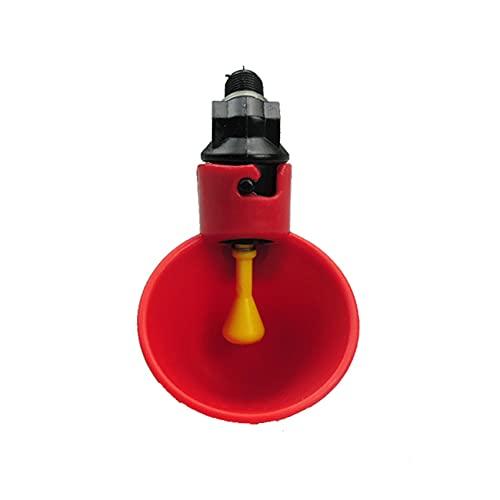 SJHFG Dispensador de botella de agua para animales pequeños con jaulas de agua para animales