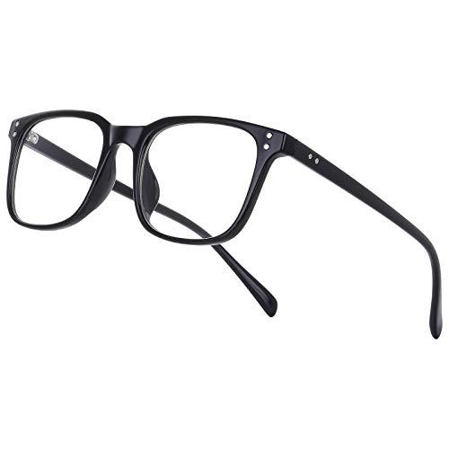 Vimbloom Gafas Ordenador Gaming UV Luz Filtro Proteccion Azul Mujer Hombre Para Antifatiga Gafas Luz Azul VI387